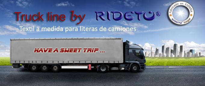 RIDETO Textil para camión
