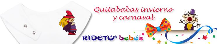 Venta on-line Baberos-Quitababas bordados